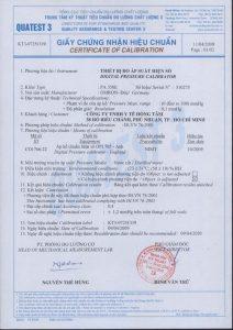 1261057170 Certificate 1 PA 350E Omron HTC 212x300 Chứng chỉ chất lượng