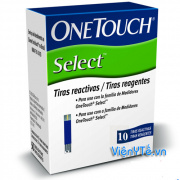 Que thử đường huyết Johnson OneTouch Select Simple